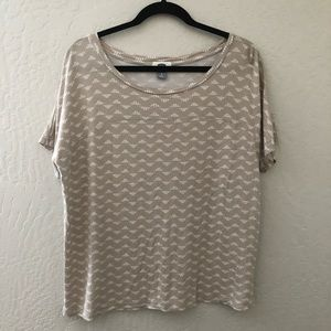 Old Navy Patterned Top
